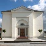 Ev. Kirche Wehen, klassizistischer Sakralbau