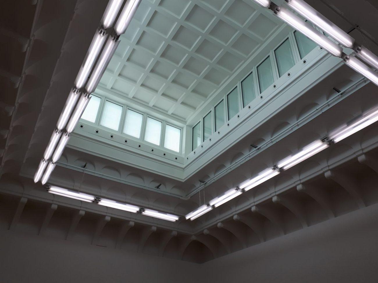 Landesmuseum Wiesbaden, Sanierung der Obergaden